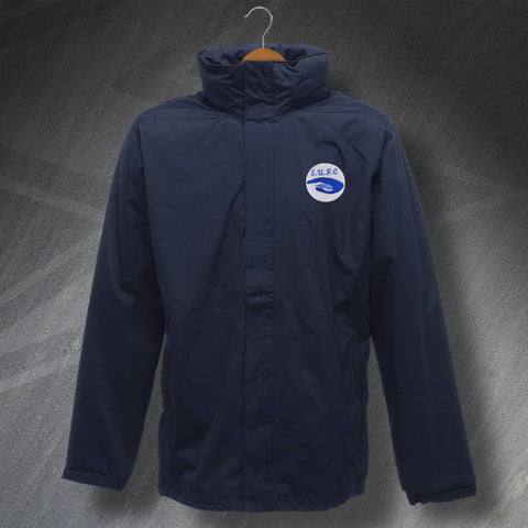 Southend Football Jacket Embroidered Waterproof 1975