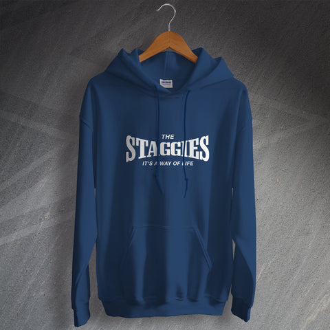 Ross County Football Hoodie The Staggies It's a Way of Life