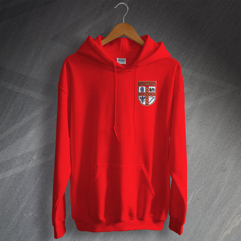 Stoke Football Hoodie Embroidered 1953