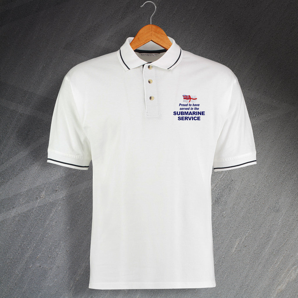 Submarine Service Polo Shirt
