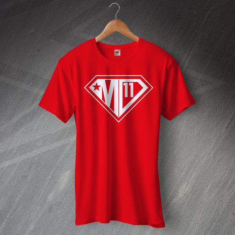 Liverpool Football T-Shirt Super Mo