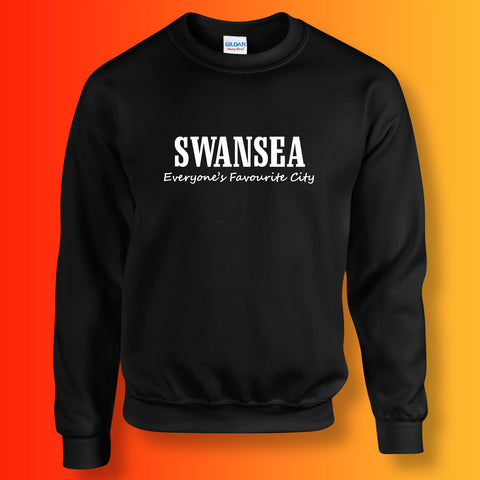 Swansea Sweater with Everyone's Favourite City Design