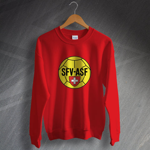 Switzerland Football Sweatshirt 1940