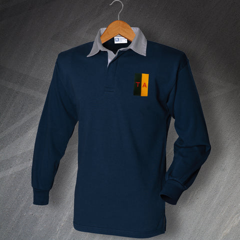 Territorial Army Rugby Shirt