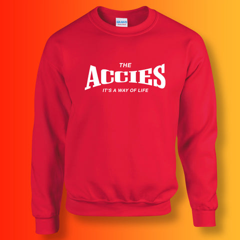 The Accies It's a Way of Life Sweatshirt