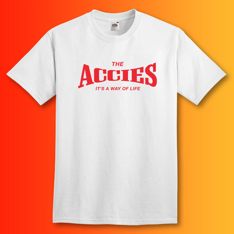 The Accies It's a Way of Life Shirt