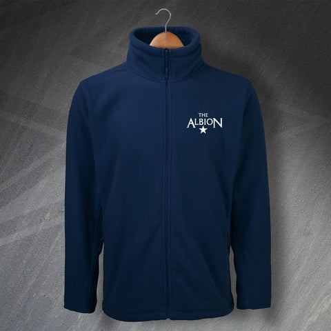 The Albion Pub Fleece Embroidered