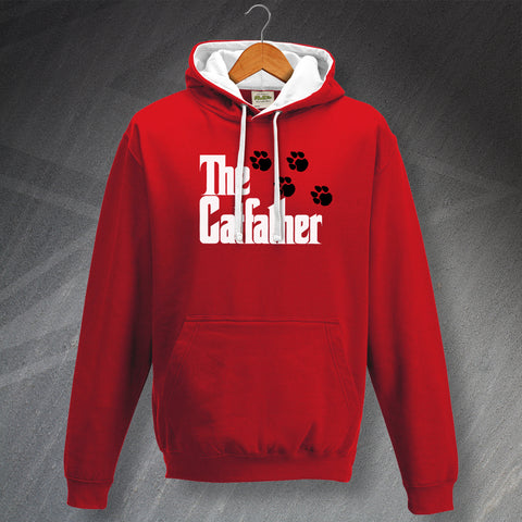 The Catfather Contrast Hoodie