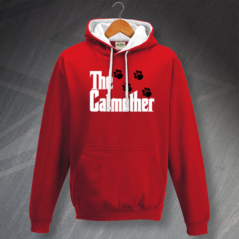 The Catmother Contrast Hoodie