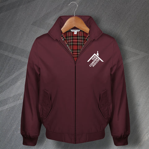 The Corner House Harrington Jacket