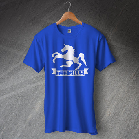 Gillingham Football T-Shirt The Gills