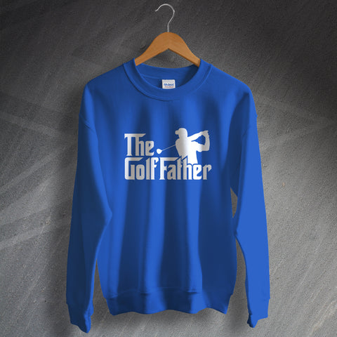 Golf Sweatshirt The Golf Father
