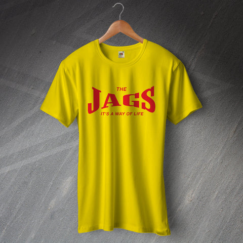 Partick Football T-Shirt The Jags It's a Way of Life