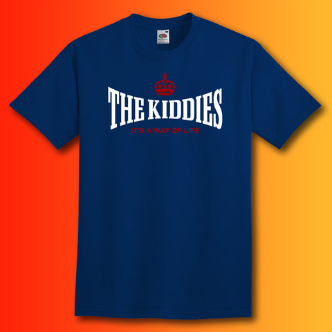 Kiddies T-Shirt with It's a Way of Life Design