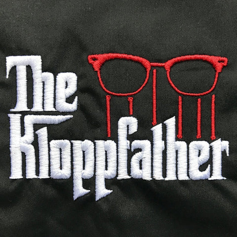 Kloppfather Embroidered Badge