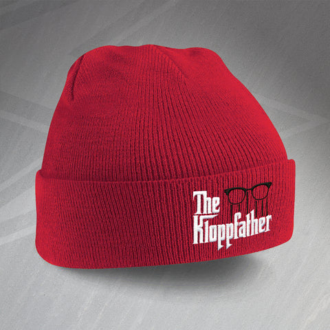 Liverpool Football Beanie