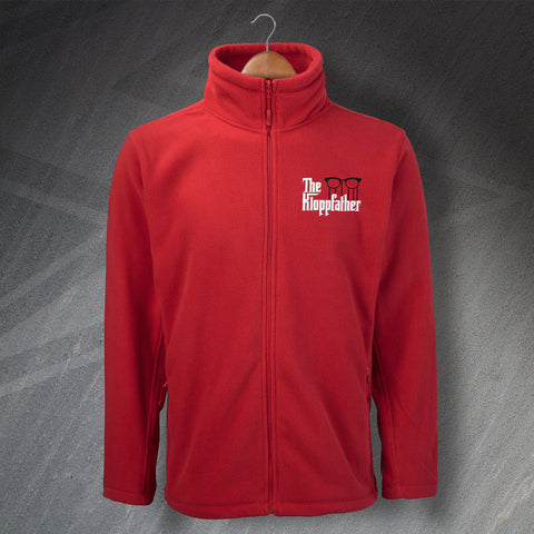 Liverpool Football Fleece Embroidered The Kloppfather