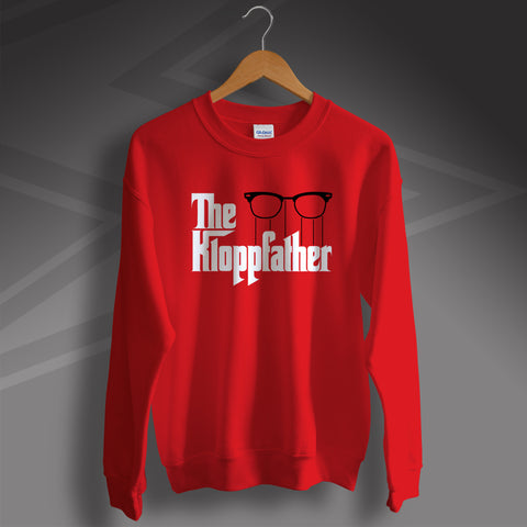 Liverpool Football Sweatshirt The Kloppfather