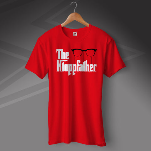 Liverpool Football T-Shirt The Kloppfather