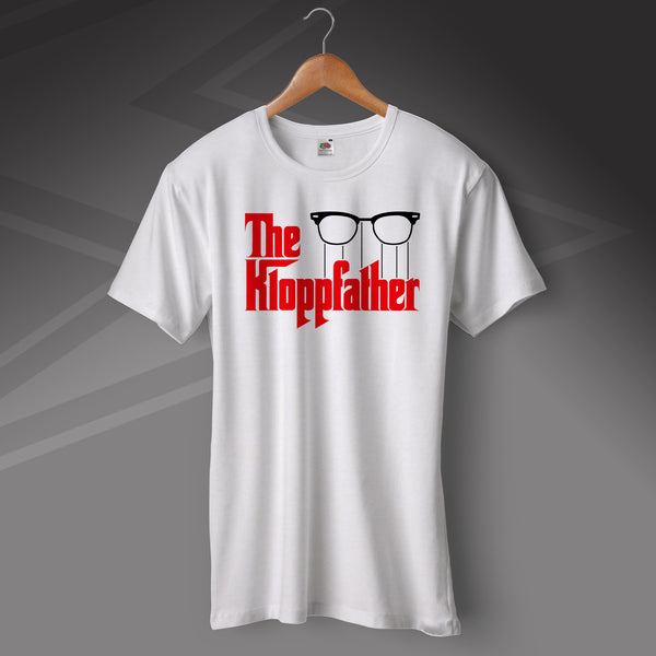 The Kloppfather Shirt   Funny Parody T Shirts for Sale ...