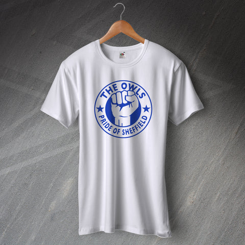 The Owls Pride of Sheffield T-Shirt