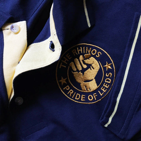 The Rhinos Rugby Polo Shirt