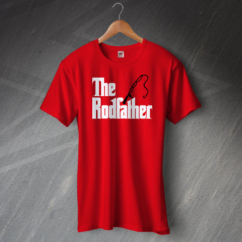 Fishing T-Shirt The Rodfather