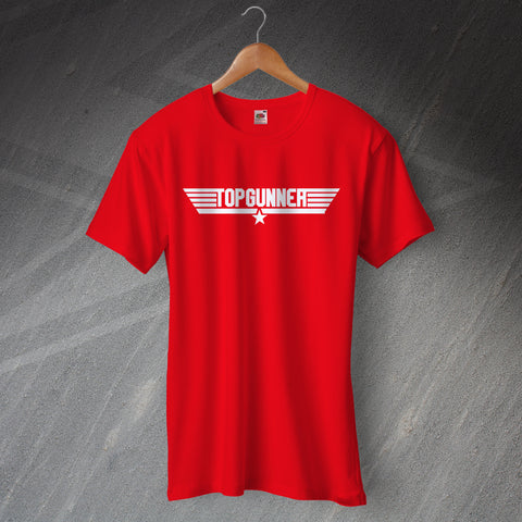 Royal Artillery T-Shirt Top Gunner
