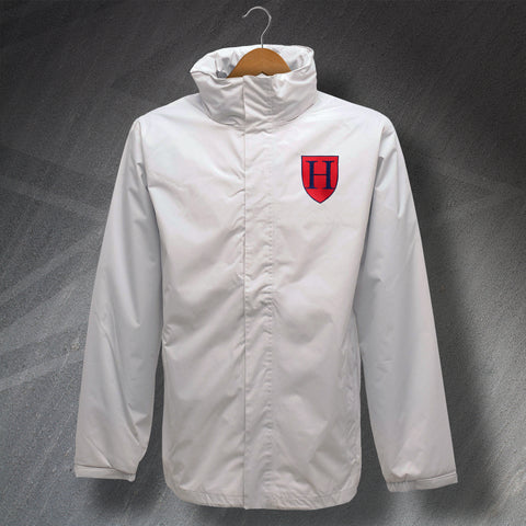 Tottenham Football Jacket Embroidered Waterproof 1883