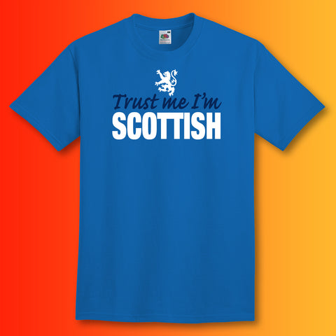 Trust Me I'm Scottish Unisex T-Shirt