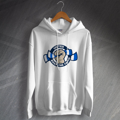 Leeds Football Hoodie United Keep The Faith