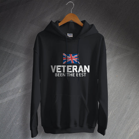 Veteran Hoodie Been The Best