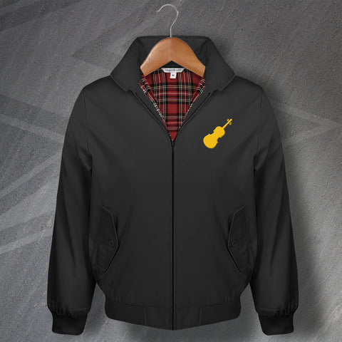 Violin Harrington Jacket