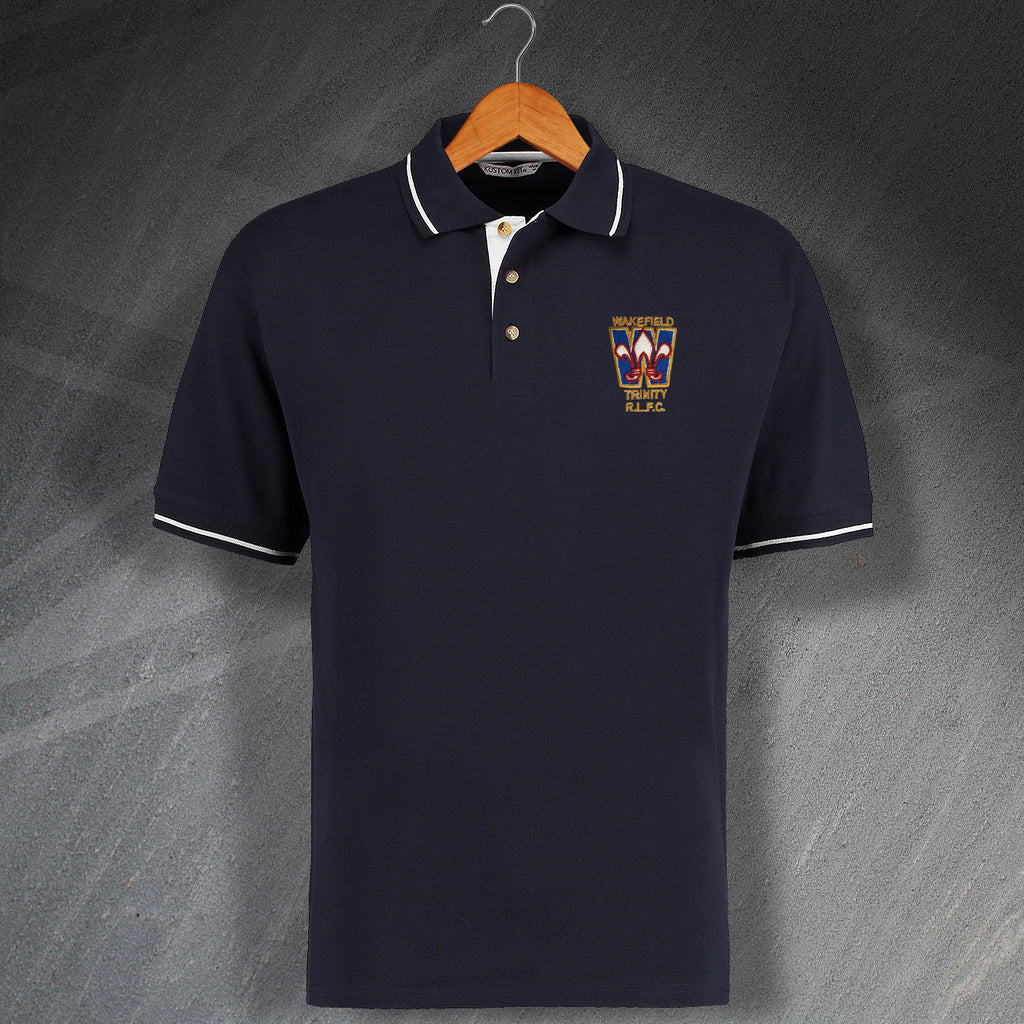 Wakefield Rugby Shirt