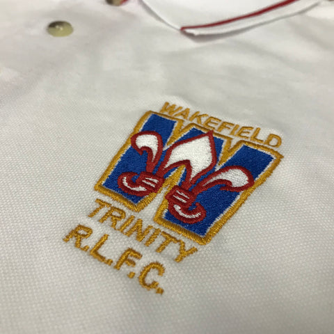 Wakefield Rugby Embroidered Badge