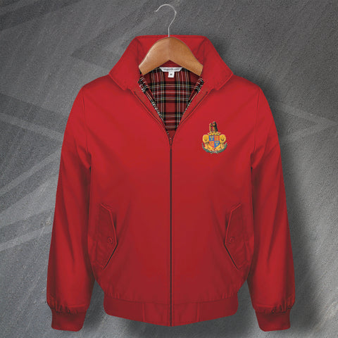 Walsall Football Harrington Jacket Embroidered 1879