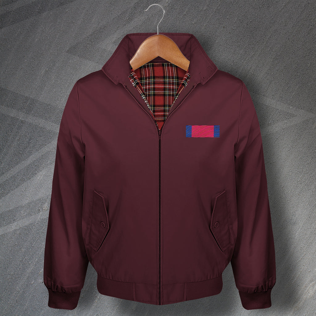 Waterloo Medal Bar Harrington Jacket