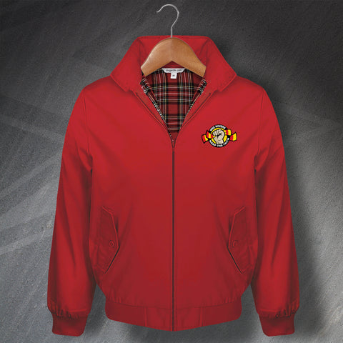Wee Rovers Keep The Faith Harrington Jacket with Embroidered Badge