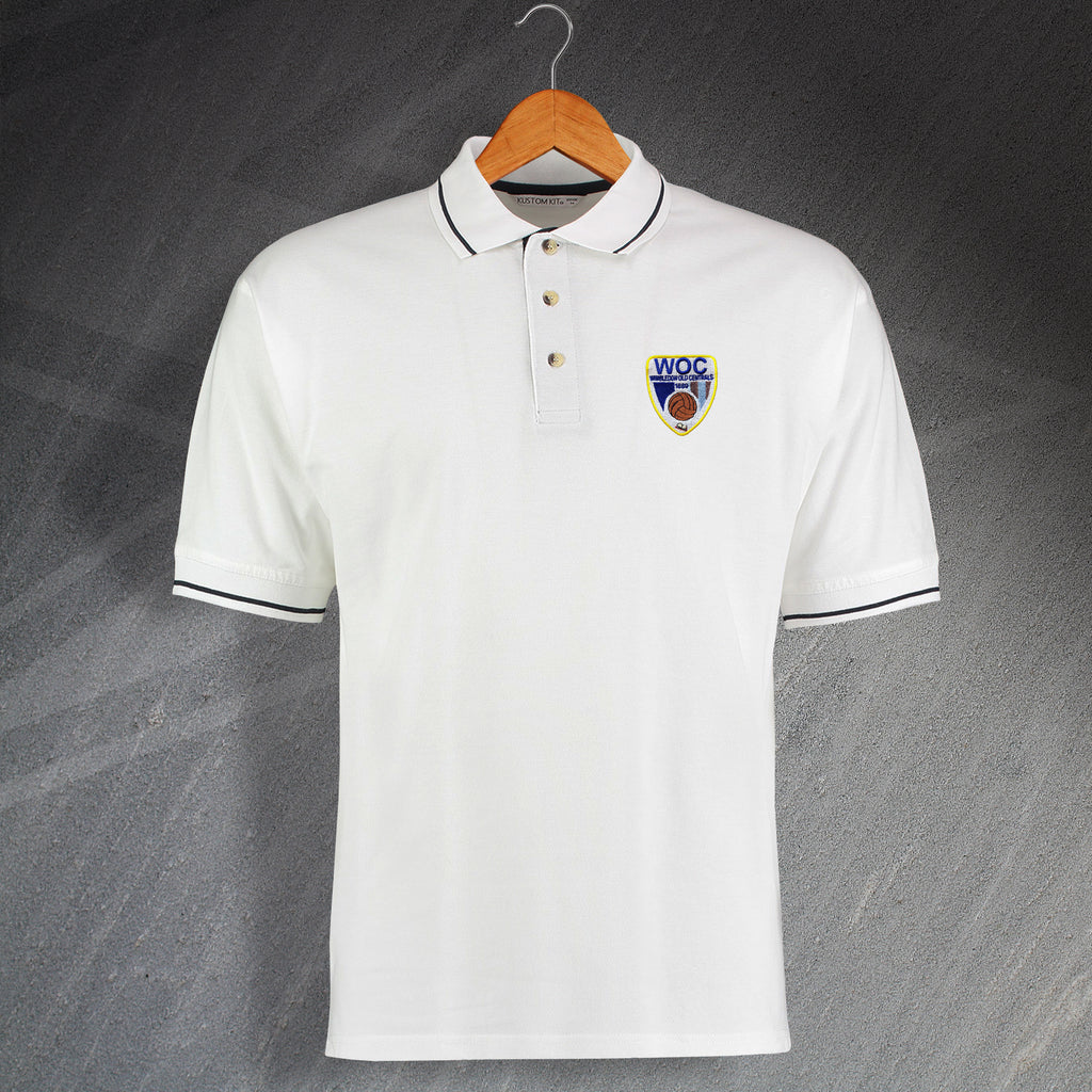 Wimbledon Polo Shirt Retro Wimbledon Old Centrals Clothing For
