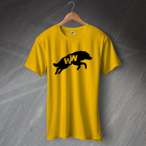 Wolves Football T-Shirt 1970s