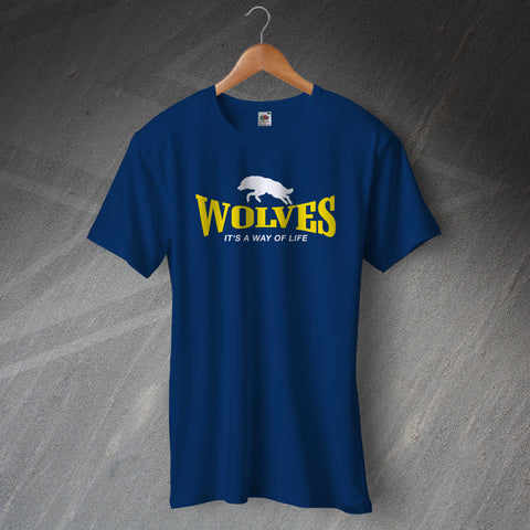 Wolves Rugby T-Shirt