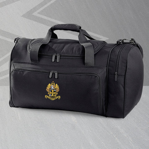 Wolves Retro 1921 Embroidered Universal Holdall