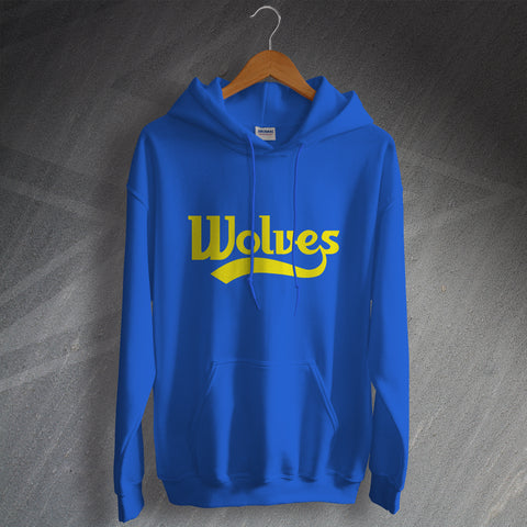 Warrington Rugby Hoodie Wolves