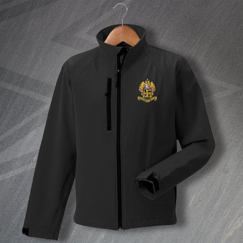 Wolves Football Jacket Embroidered Softshell 1921