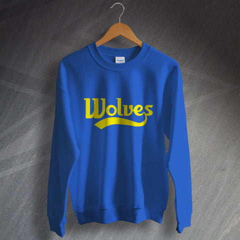 Warrington Rugby Sweatshirt Wolves