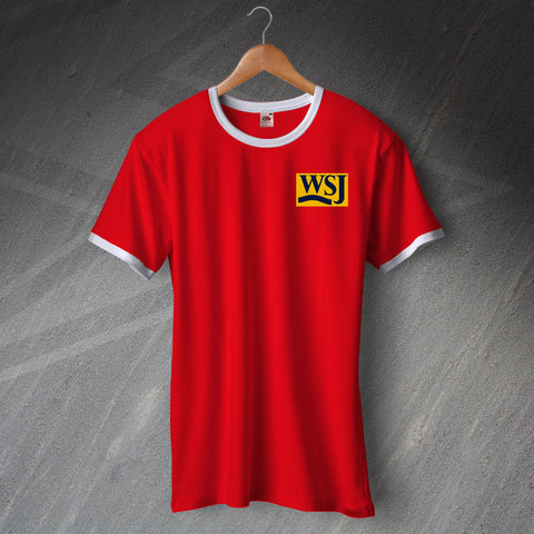 WSJ Football Shirt