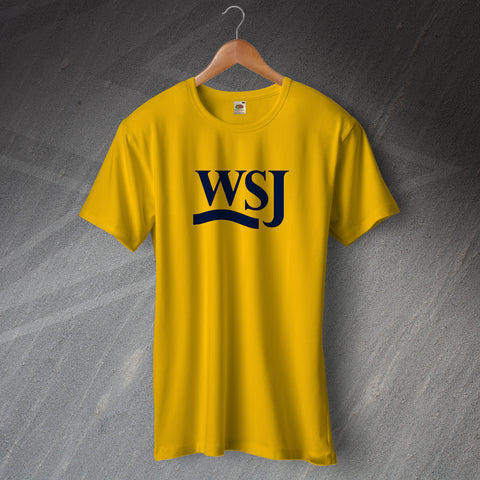 Shrewsbury WSJ Football T-Shirt