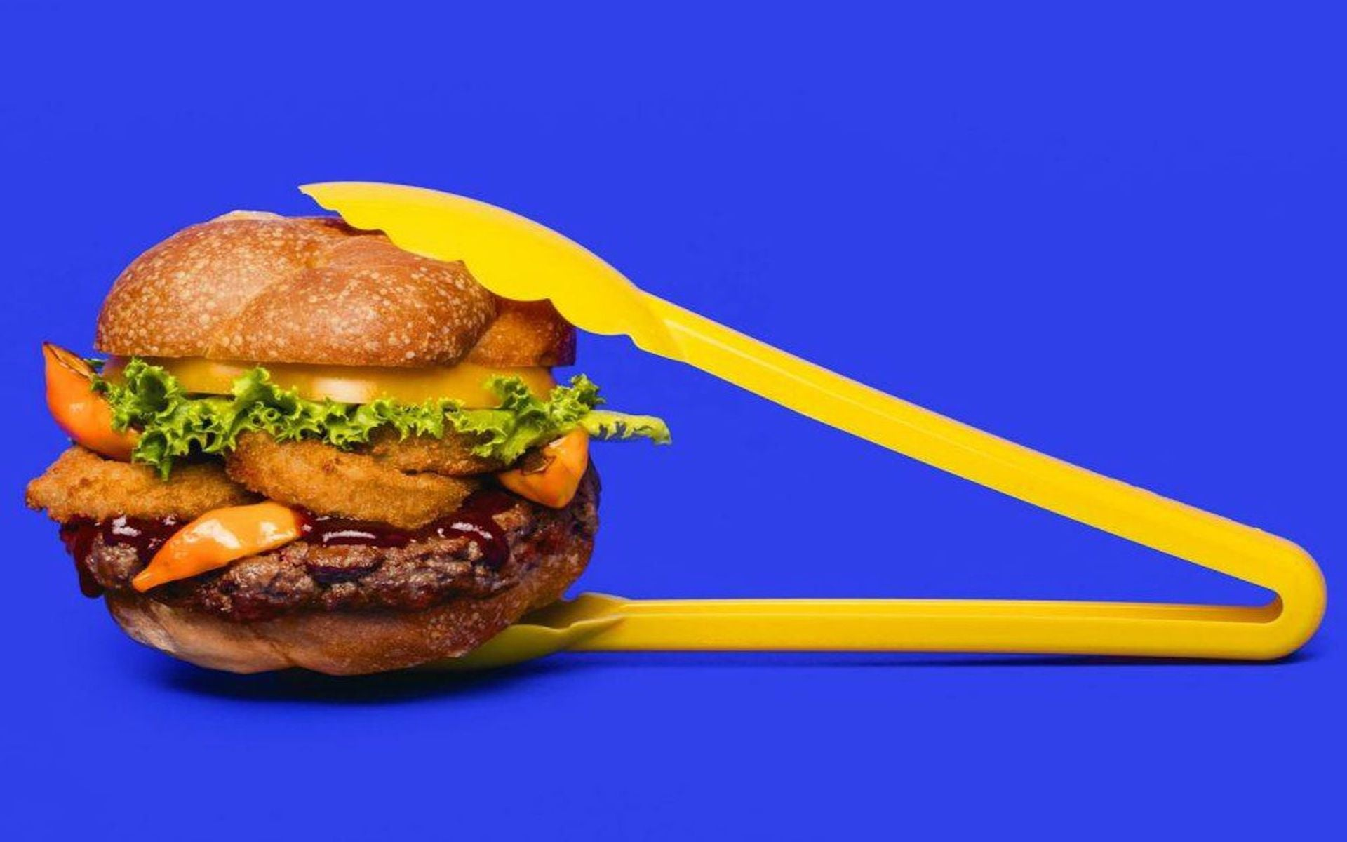 IMPOSSIBLE FOODS: ETSİZ BURGER OLUR MU?
