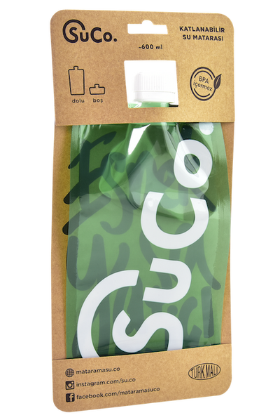 Mint SuCo - 600 ml