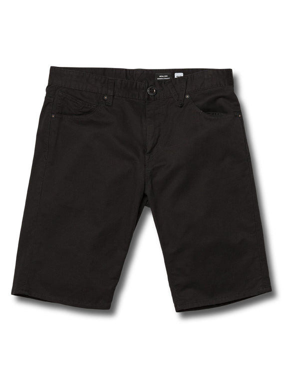 SOLVER LITE 5 POCKET SHORTS - BLACK